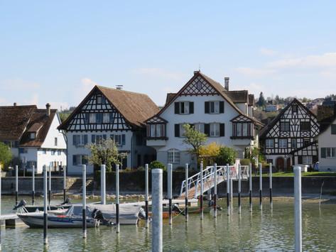 Ermatingen – Idylle, Fachwerk und wilde Gärten am Bodensee