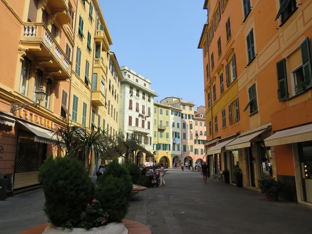 Gasse in Santa Margherita Ligure