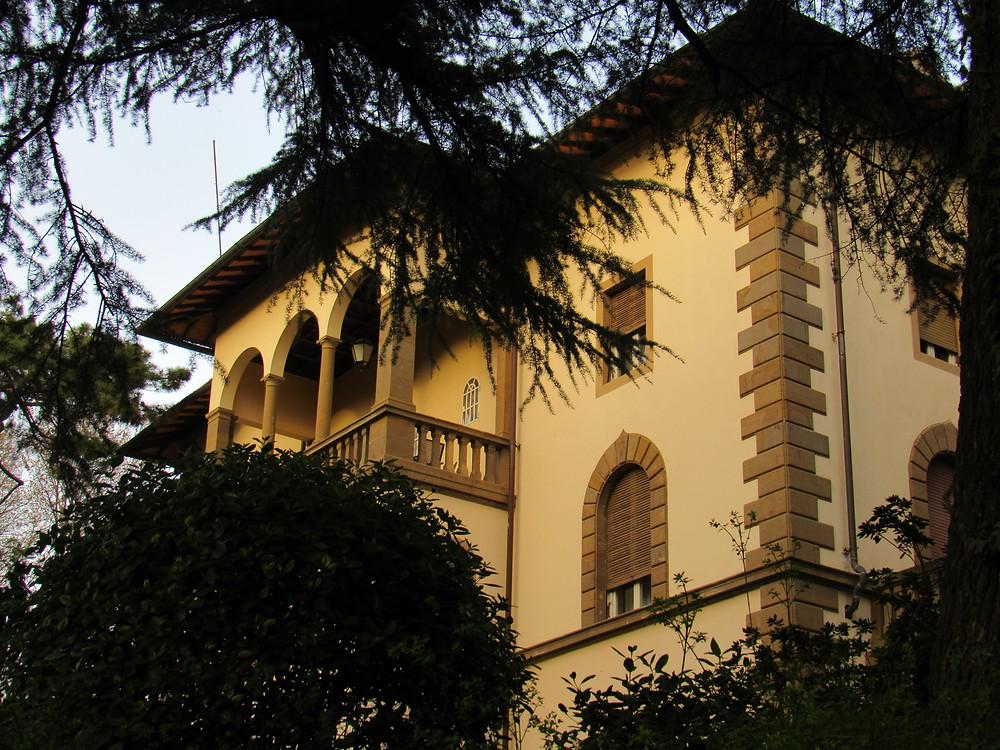 Hotel Park Palace Firenze
