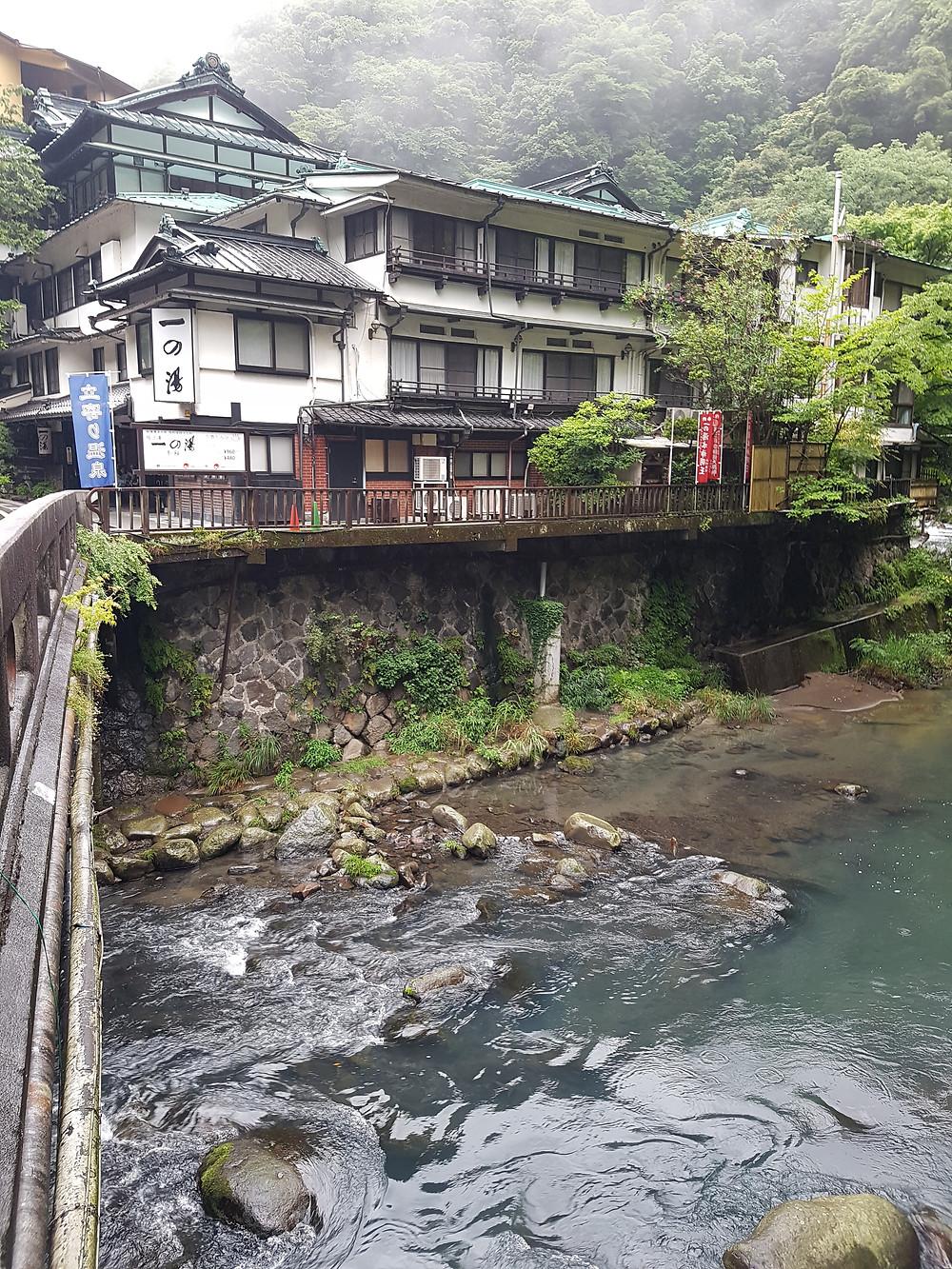 Ryokan Ichinoyu Honkan Hakone