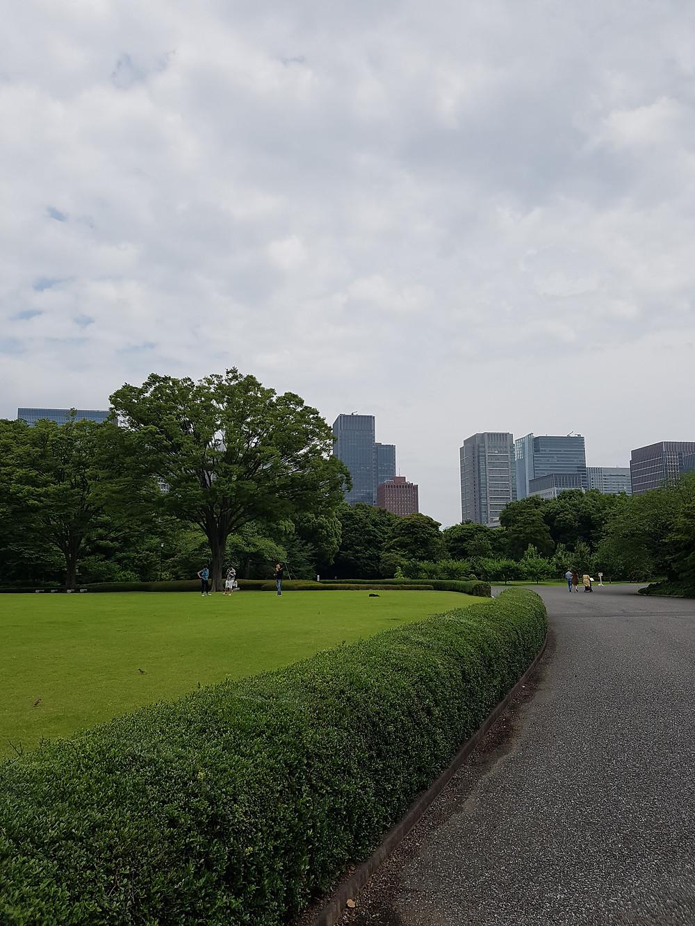 Der Ostgarten