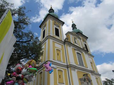 Kirche Donaueschingen