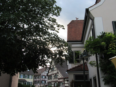 Gasse in Horn