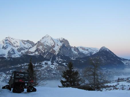 Chäserrugg und Iltios - Versteckte Perlen in den ostschweizer Bergen
