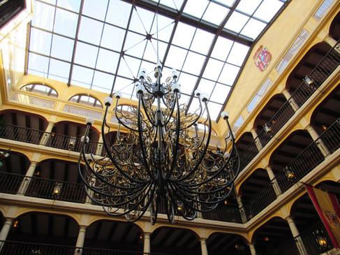 Foyer des Hotel El Andaluz