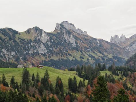 Hike zum Ruhesitz im Appenzellerland