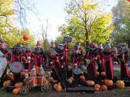 Halloween im Europapark - Schaurig schöne Stimmung