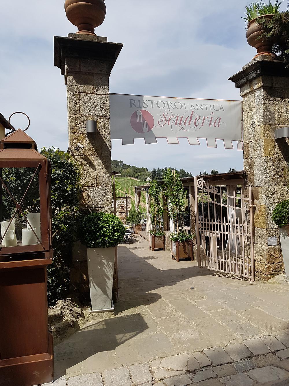 Ristoro L'Antica Scuderia - Badia a Passignano