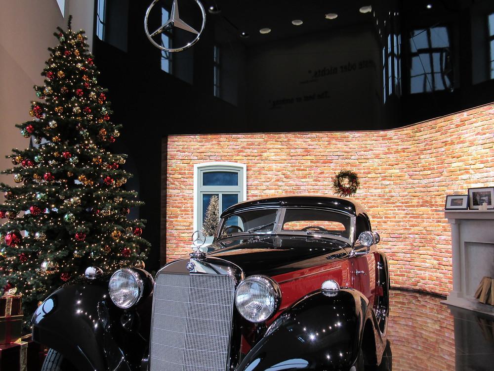 Mercedes Show Room am Odeonsplatz