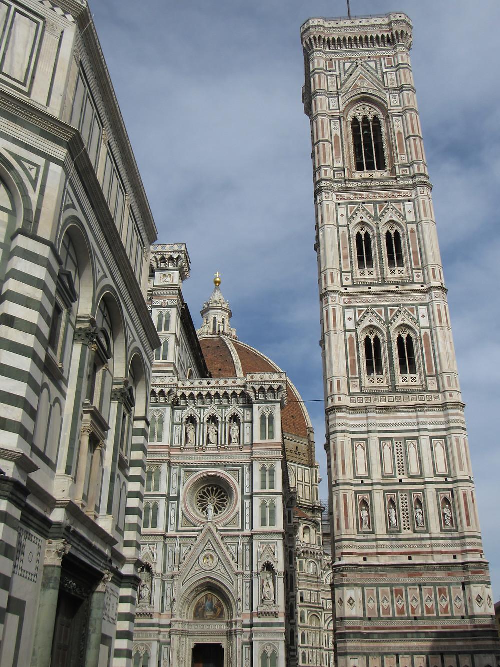 Duomo di Santa Maria del Fiore & Campanile di Giotto