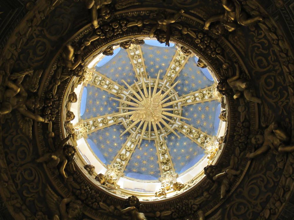 Im Dom Santa Maria
