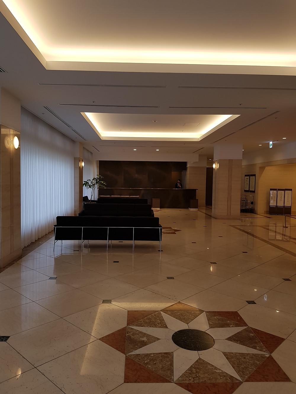 Lobby Hotel Aranvert