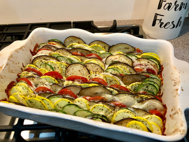 Yes Please! Vegetable Casserole