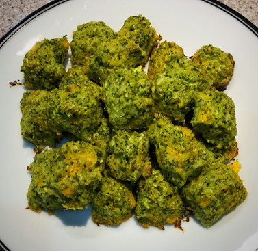 Update Your Side Game with Broccoli Bites