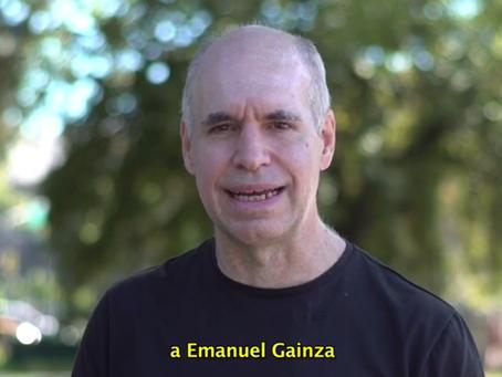 CARRIÓ Y LARRETA PIDEN VOTAR A GAINZA.