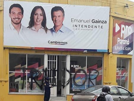 """""""TENEMOS LA OPORTUNIDAD DE DEJAR ESTO ATRÁS"""""""