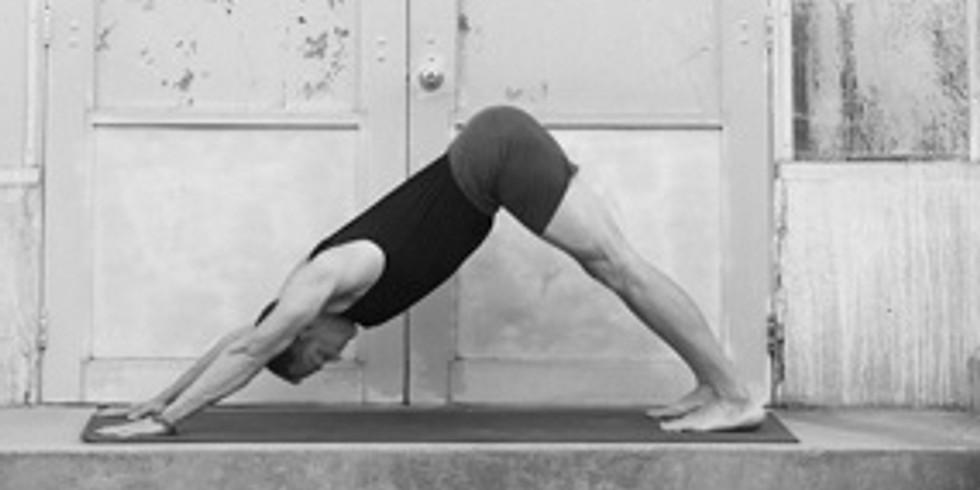 Yoga Workshop: Anatomy with Adam Ballenger (example)