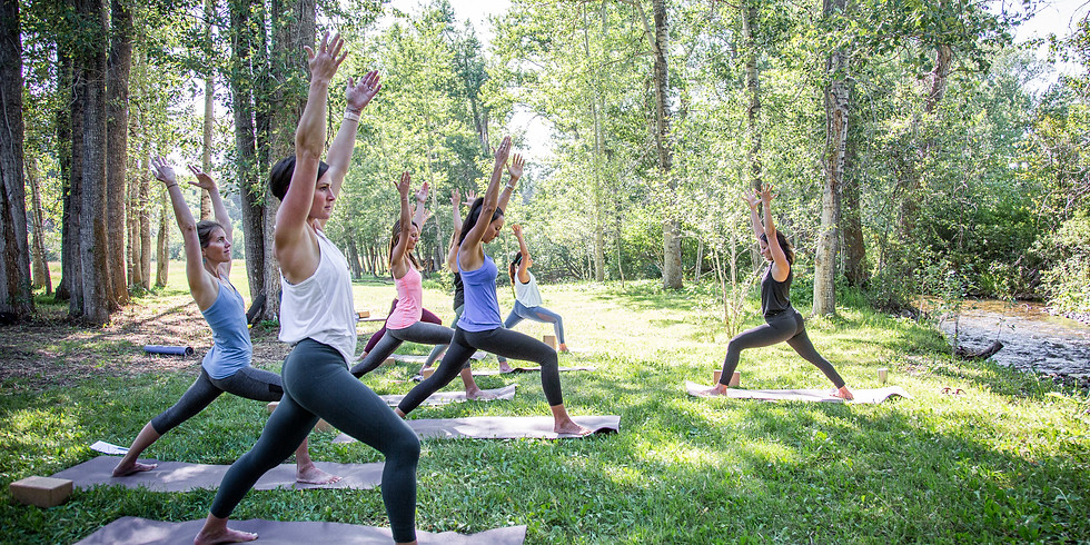 Summer Solstice Yoga Celebration