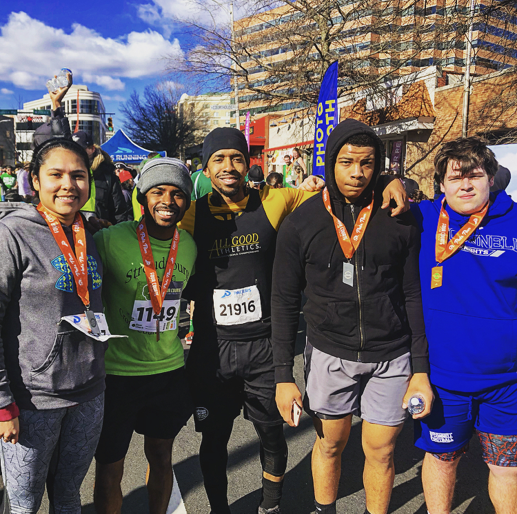 Clarendon St. Patty's Day 5K 2019