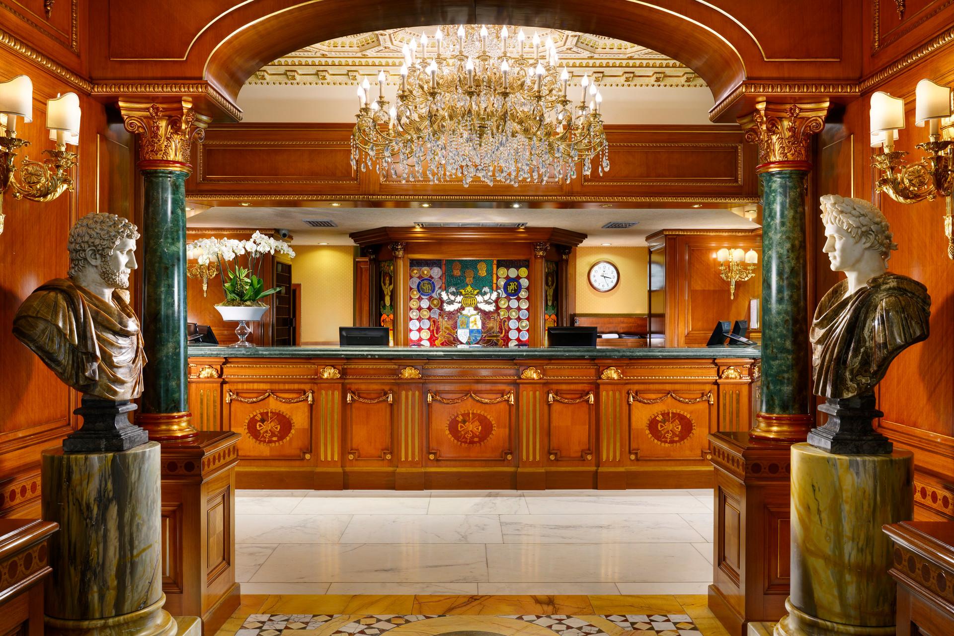 Hotel Parco dei Principi Roma