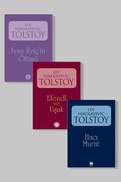 Tolstoy Seti - 3 Kitap -