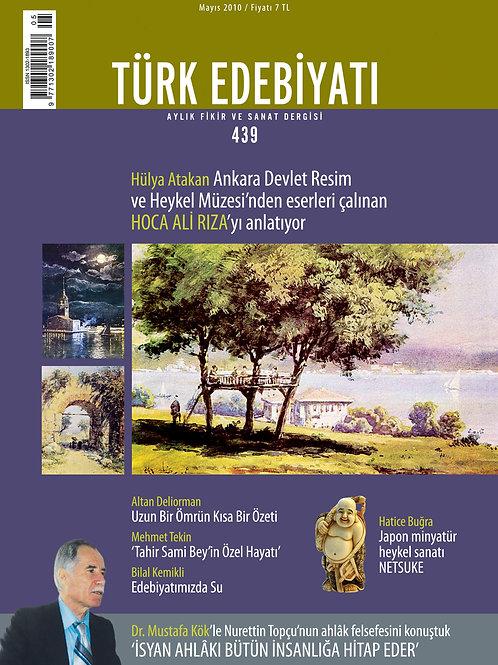Türk Edebiyatı 439. Sayı