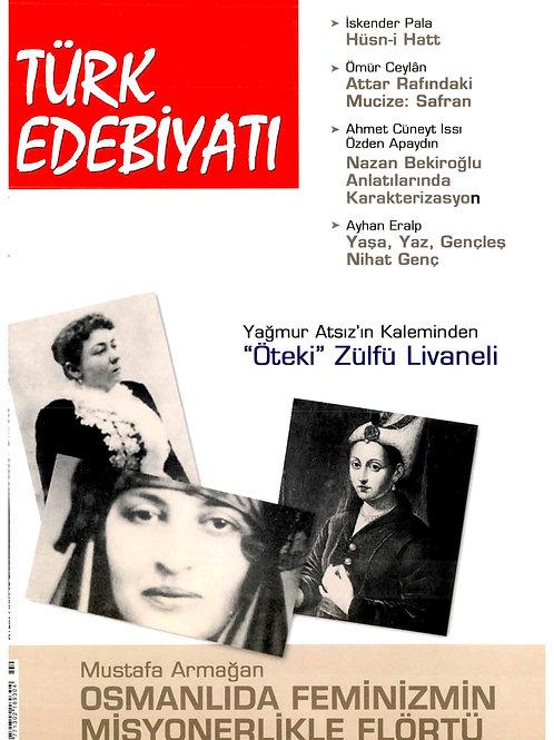 Türk Edebiyatı Dergisi 383. Sayı