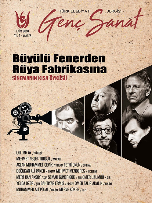Türk Edebiyatı Genç Sanat 9. Sayı