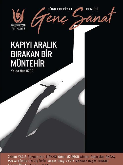 Türk Edebiyatı Genç Sanat 7. Sayı