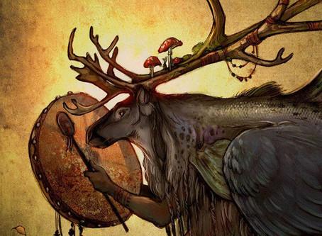 Erk Hayvanları: Şamanik Totem Hayvanlarının Rehberliği