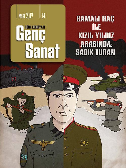 Türk Edebiyatı Genç Sanat 14. Sayı