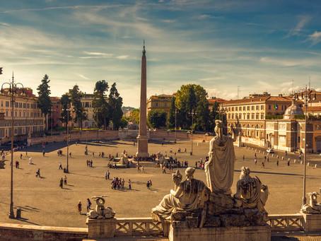 Kayzerlerin İstirahatgâhı: Roma