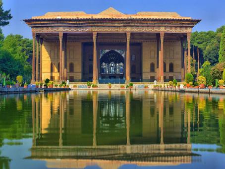 İsfahan'a İstanbul'u Anlattım