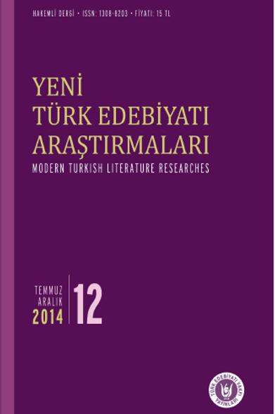 Yeni Türk Edebiyatı Araştırmaları 12