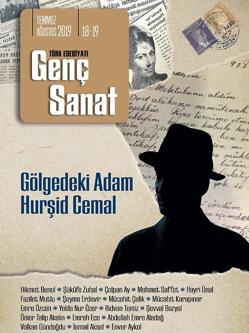 Türk Edebiyatı Genç Sanat 18-19. Sayı