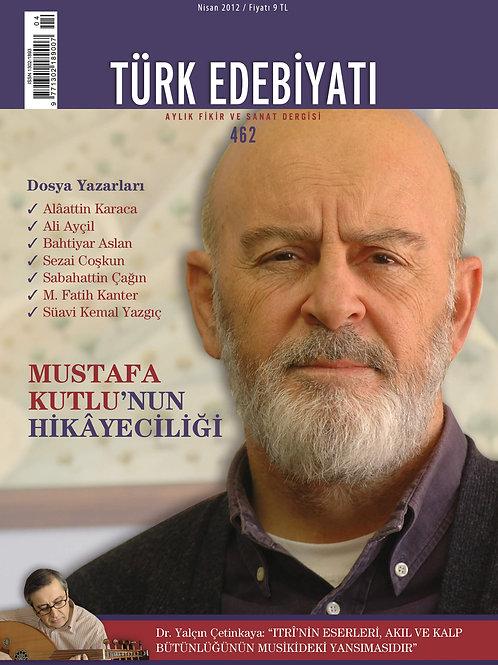 Türk Edebiyatı Dergisi 462. Sayı