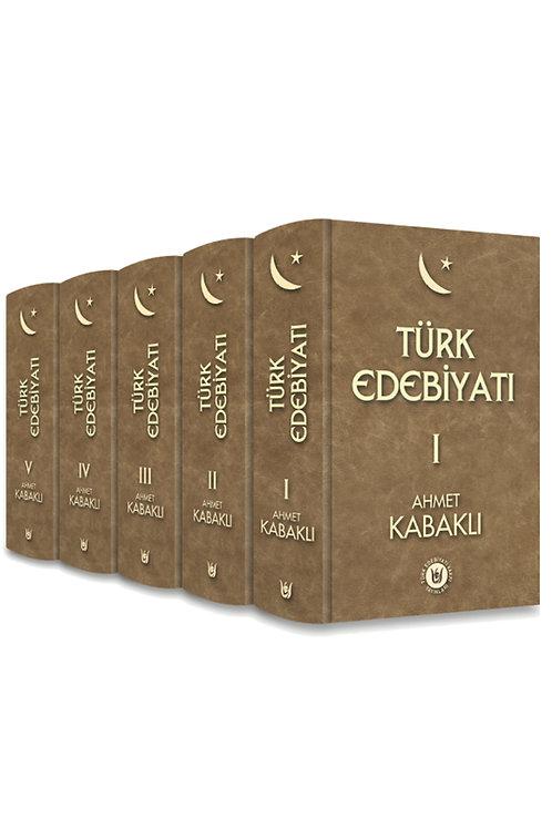 Türk Edebiyatı 5 Cilt