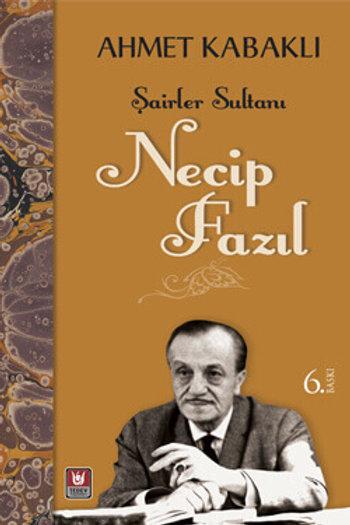 Şairler Sultanı Necip Fazıl / Ahmet Kabaklı
