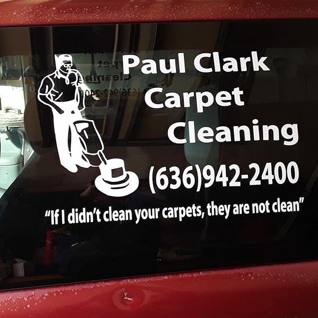Paul Clark Carpet Cleaning