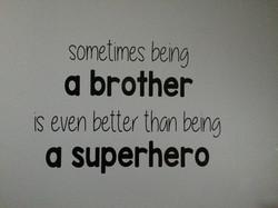 Superhero Wall Saying