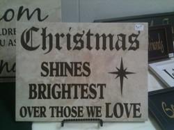 9x12 Tile - Christmas