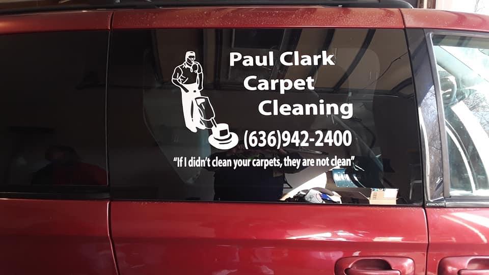 Paul Clark Carpet Cleaning 2