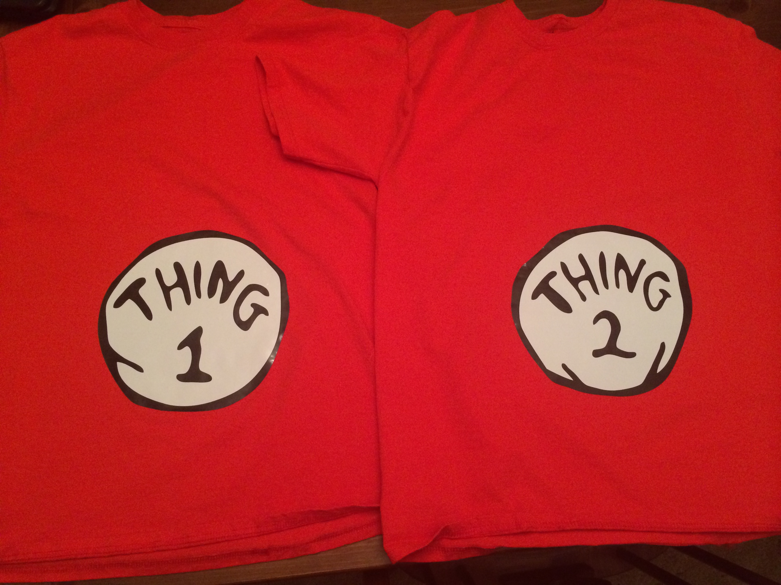 Temporary Homecoming T-Shirts