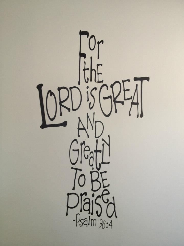 The Lord is Great