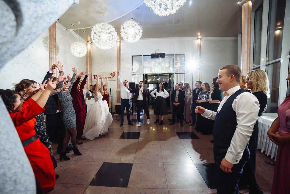 организация свадьбы, студия событий ЮНА
