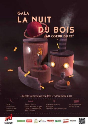 La Nuit du Bois 2013