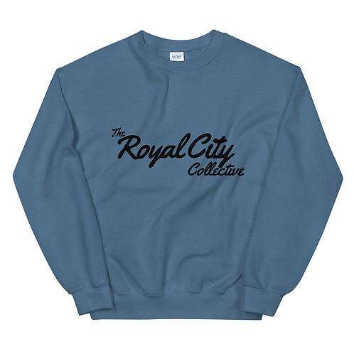 THE ROYAL CITY Script CREWSHIRT