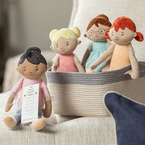 Strong Little Girl Dolls