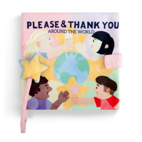 Please and Thank You Around The World Book