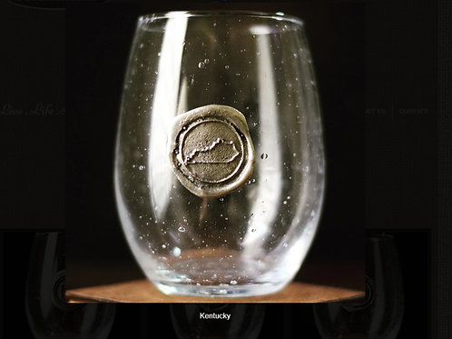 Ky stemless wine glasses